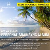 Program audio personalizat - Terapie audio BrainSync