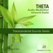 Theta Meditation (binaural) - 50 minute 1