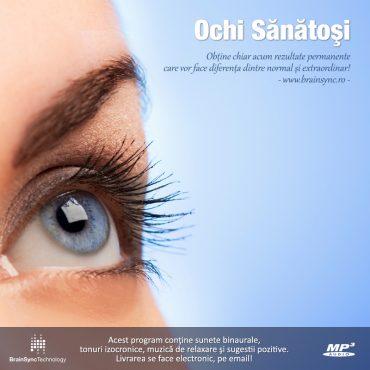 Ochi sănătoşi